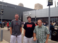 Bryan Yount, Jacob Yount & Mitchell Lloyd @ Sprint Center